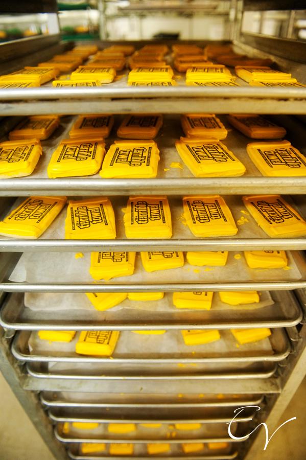 A Taste of Pittsburgh | Terrible Towel Cookies | Bethel Bakery ...