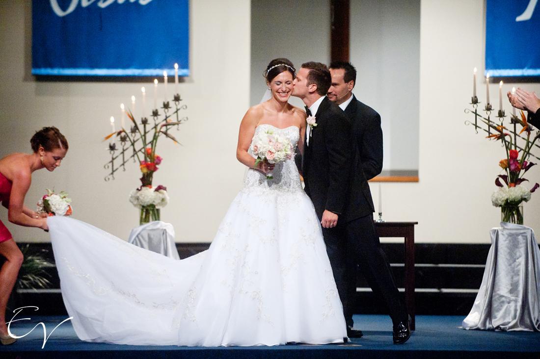 Adrienne & Jason   Pasquerilla Conference Center   Johnstown, Pennsylvania