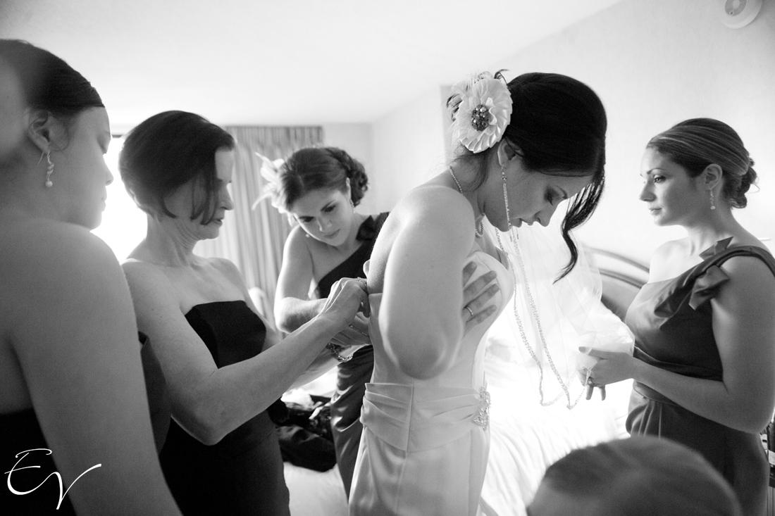 Pittsburgh Wedding Photographer Head Table Backdrop Ideas