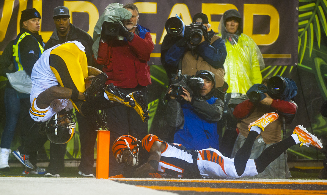Catch of the Year | Martavis Bryant | Sports Photograph of the Week