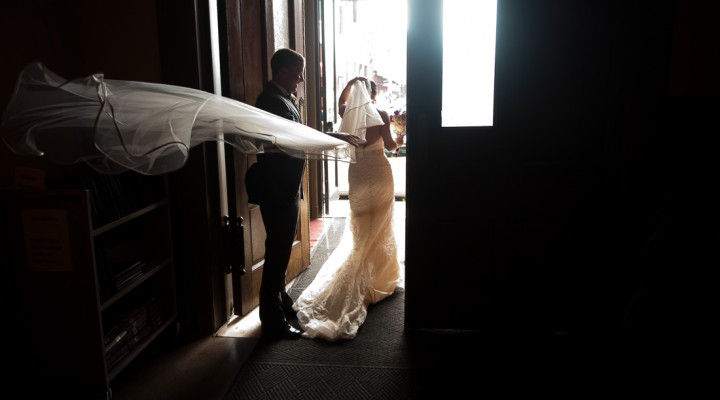 Kaitlyn & Tyler | Pittsburgh Athletic Association Wedding | St. Stanislaus Church