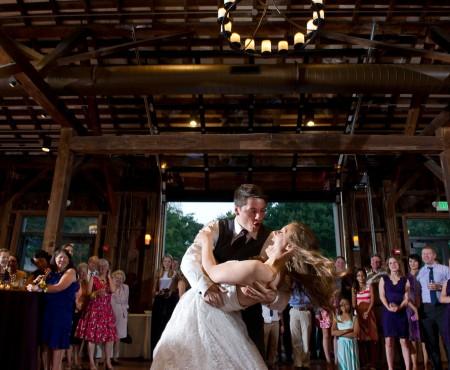 Anne & Luke | Pittsburgh Botanic Gardens Wedding